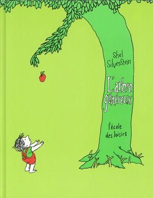 Livres Ouverts : L'arbre généreux