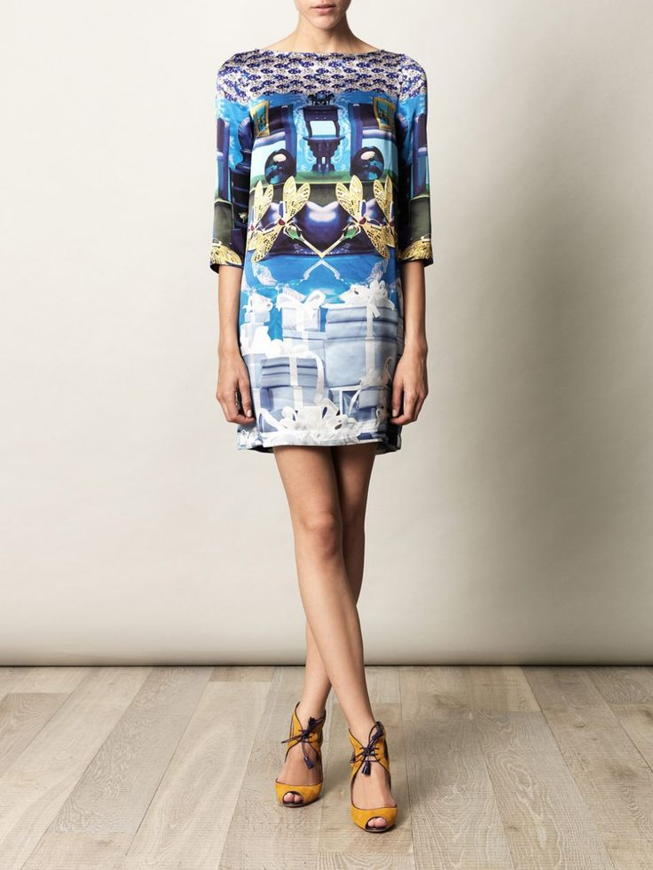 Welcome to Mary Land: Dazzling Digital Prints by Mary Katrantzou