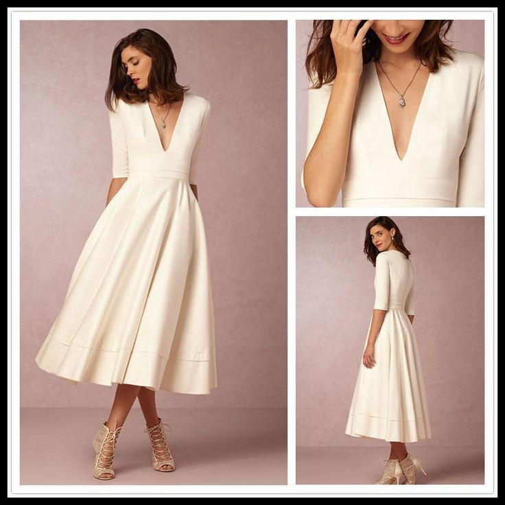 Simple Wedding Dress Under 100_Wedding Dresses_dressesss