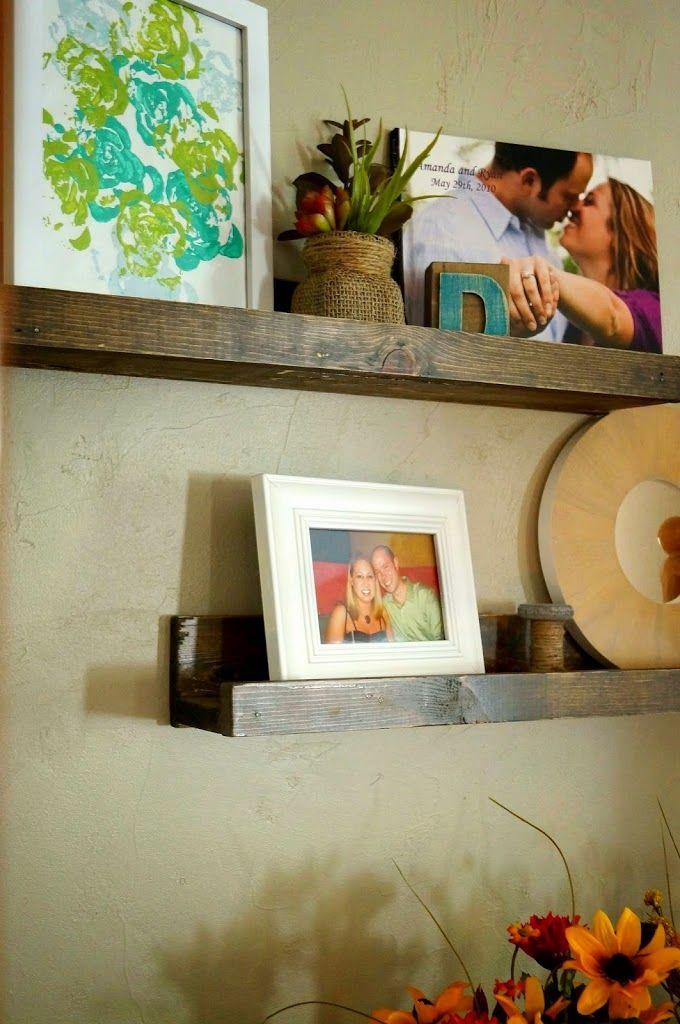 easy diy book shelves pottery barn