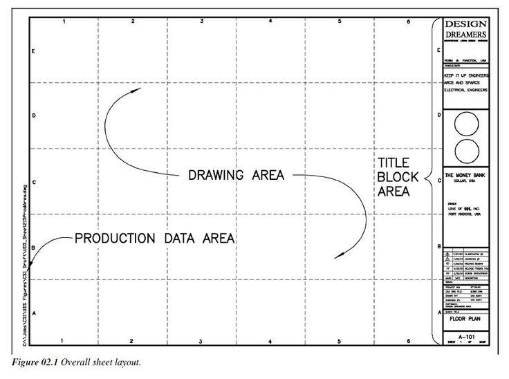 Technical Drawing Design Basics Interior