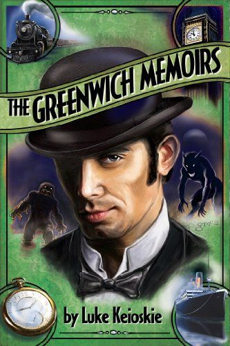 Free Book - The Greenwich Memoirs, by Luke Keioskie, is free in the Kindle store, courtesy of publisher Severed Press.