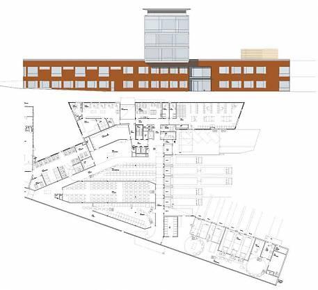 Sveriges Arkitekter - Sahlgrenska sjukhuset - Ny försörjningsbyggnad