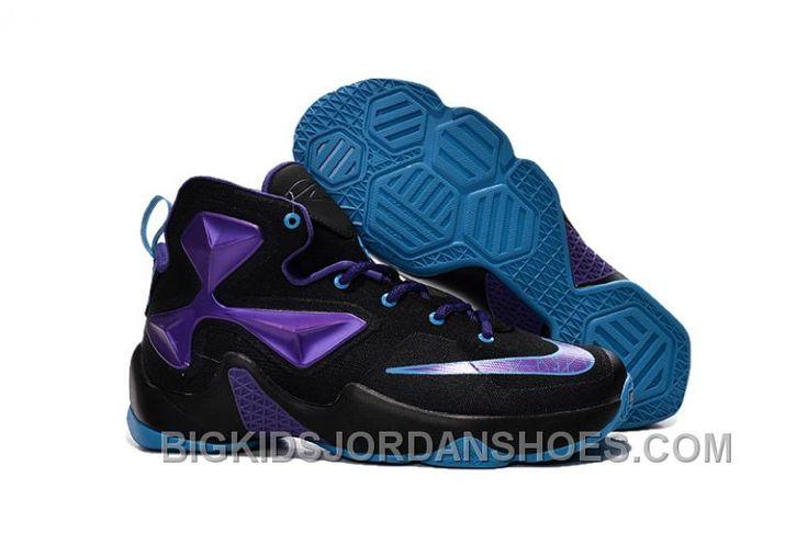 http://www.bigkidsjordanshoes.com/nike-lebron-13-black-purple-grade-school-shoe-copuon-code-afaihwd.html NIKE LEBRON 13 BLACK PURPLE GRADE SCHOOL SHOE COPUON CODE AFAIHWD Only $89.22 , Free Shipping!