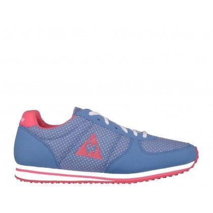 Pantofi sport Le Coq Sportif albastri, din material textil