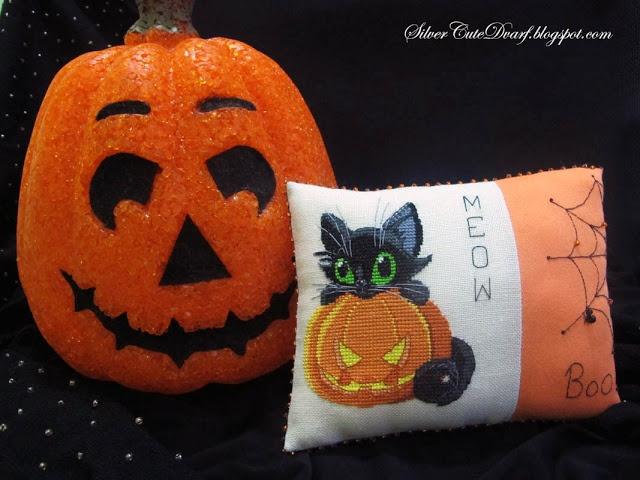 7 besten halloween Bilder auf Pinterest | Kreuzstich, Halloween ...