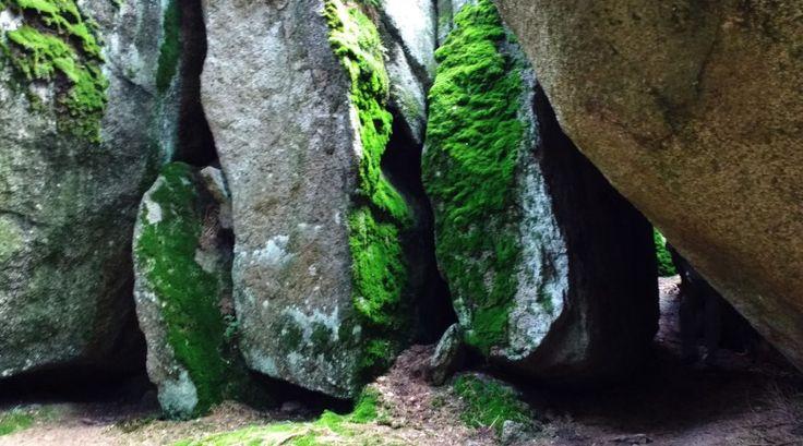 Luisenburg - Felsenlabyrinth