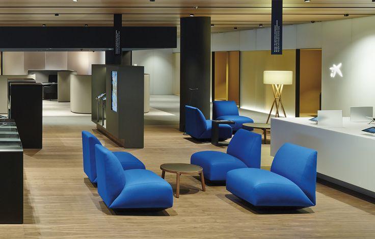Brand: Andreu World Model: Manfred #designselect #sofa #andreuworld