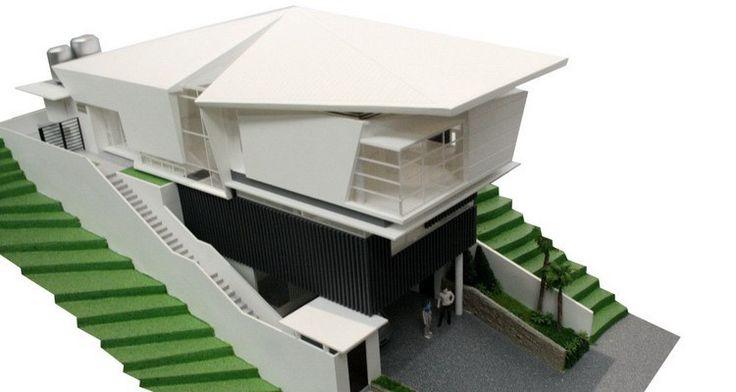 House at Kings Road South | Nhà ở Cebu, Philippines – Zubu Design Associates | KIẾN TRÚC NHÀ NGÓI