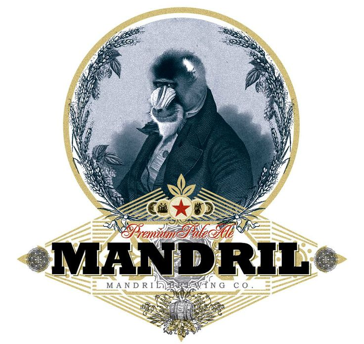 Mandril. A beer with character!