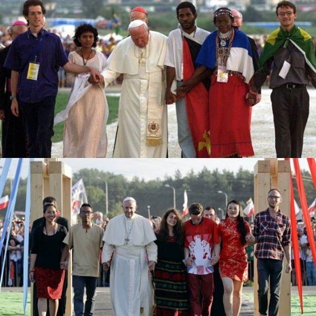 See you in Panama   #pope #papafrancesco #wyd #worldyouthday #johnpaul #panama #wyd2016 #wyd2019 #kraków