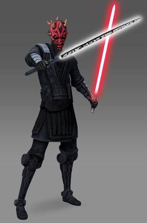 Darth Maul - Star Wars The Clone Wars.