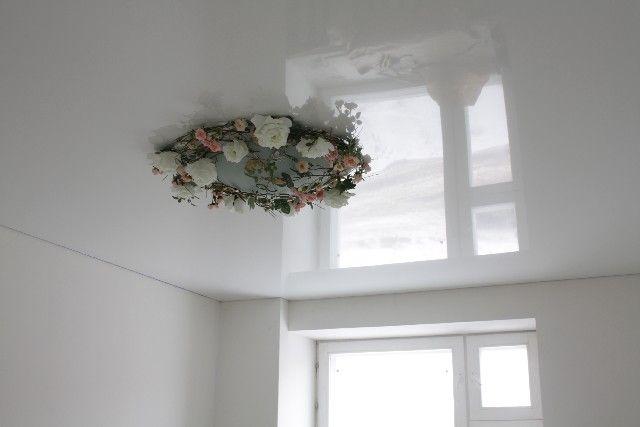 натяжной потолок белый глянцевый - Поиск в Google