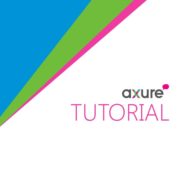 How to make animated menu in axure - tutorial #5