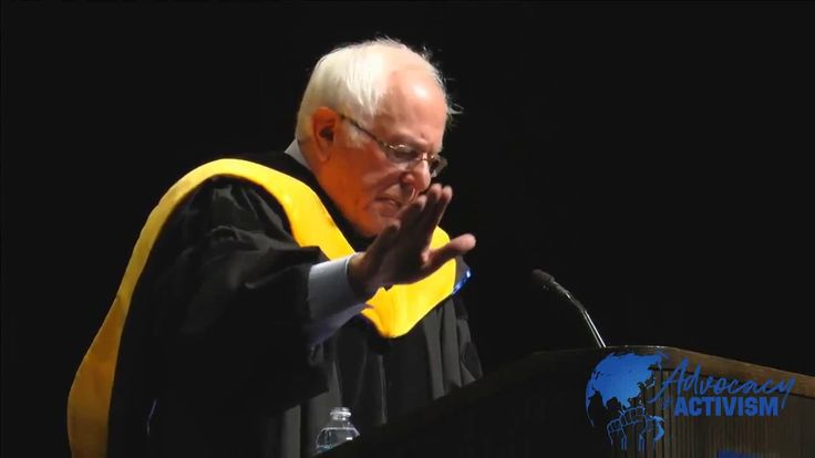 Bernie Sanders Explains What a Progressive Foreign Policy + National Security strategy Thursday, September 21 2017.