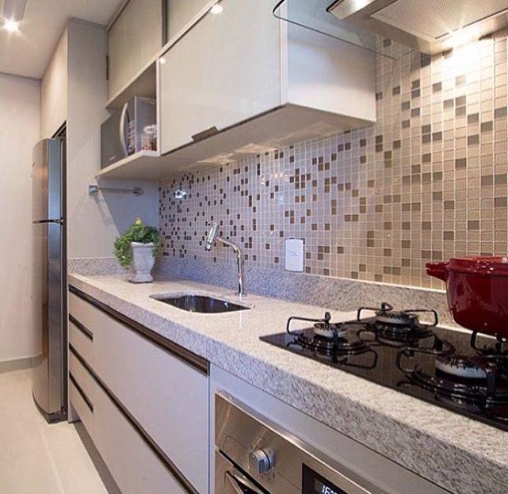 decoracao de interiores joinville : decoracao de interiores joinville:Cozinha branca, Cozinhas and Ps on Pinterest