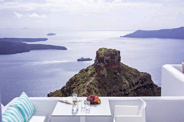 True island living...