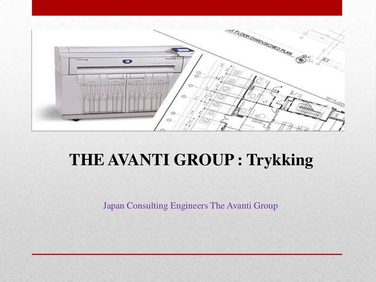 the-avanti-group-trykking by scarlettbeckett via Slideshare