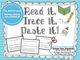 Teaching Blog Addict: Pre-Primer Sight Word FREEBIE!: Sight Words, Preprim, Moffatt Girls, Words Printable, Printable Reading, Words Work, Teacher Notebooks, Pre Prim Sight, Words Reading