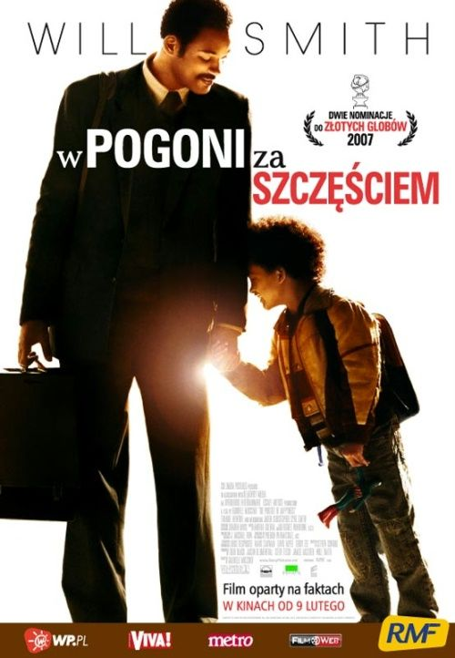 W pogoni za szczęściem (2006)