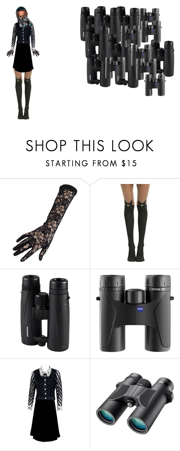 """""""The """"Scout"""" Starter Pack"""" by imarealboy15 ❤ liked on Polyvore featuring Black, Hot Topic, Zeiss, Valentino and Barska"""