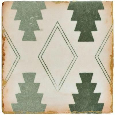 Merola Tile Archivo Argania 4-7/8 in. x 4-7/8 in. Ceramic Floor and Wall Tile (5.9 sq. ft. / case)-FPEARCAG - The Home Depot