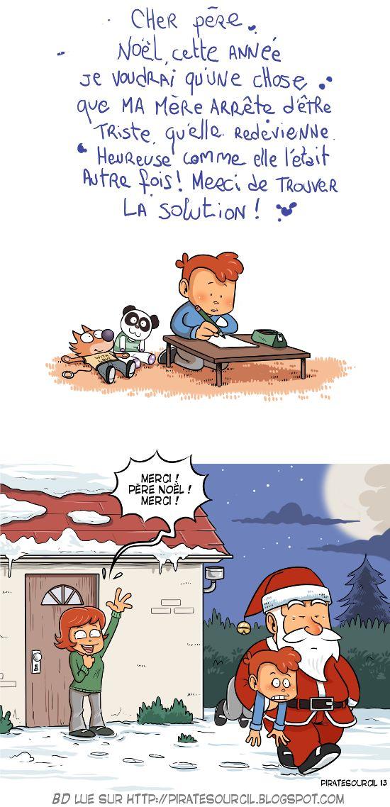 PirateSourcil: Une histoire d'un Noël heureux