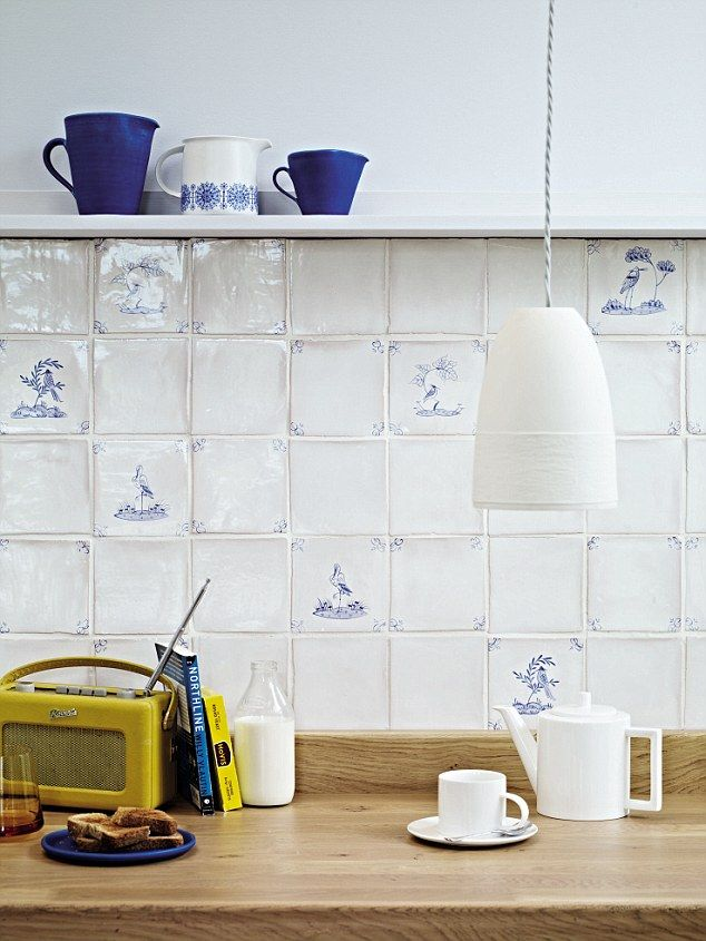 The 25  best Delft ideas on Pinterest | Decorative plates, Tiles ...