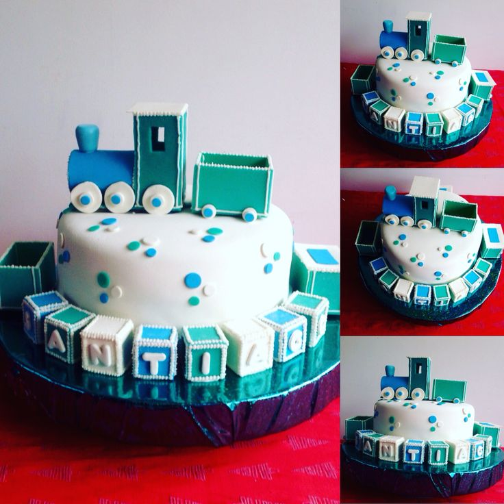 Torta Baby Shower Tata-Sabores Tortas & Postres
