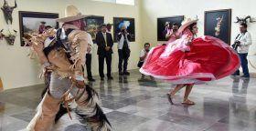 Cosmovisión de Juxtlahuaca llega al Palacio Legislativo