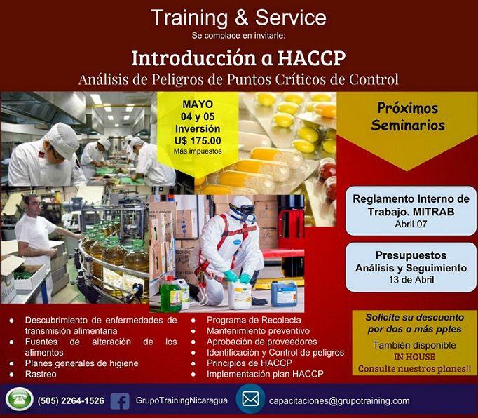 Envios Masivos Nicaragua Training Service Presupuesto 13 De