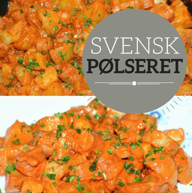 Jeg elsker kombinationen af kartofler og pølser i en lækker paprikasovs, og når det tilmed er nemt at lave, så er jeg helt solgt.