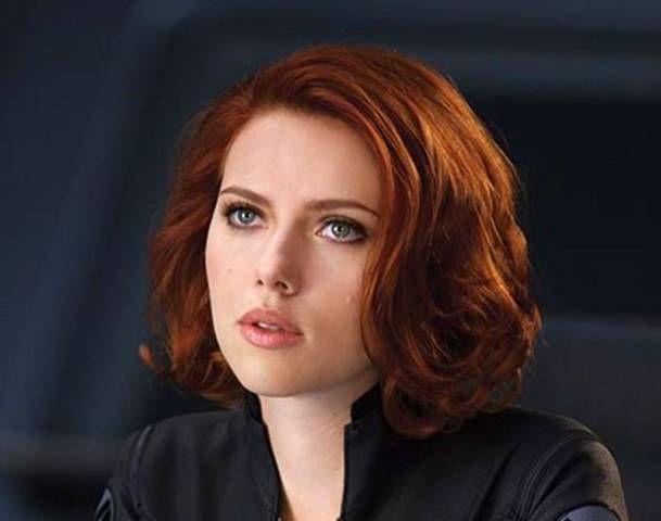 scarlett johansson red hair - Google Search - Auburn Hair | Impressive