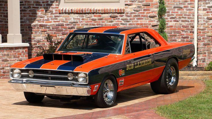 1968 Dodge Hemi Dart Super Stock - 1