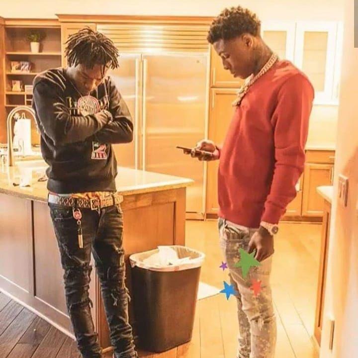 Nba Youngboy445 4ktrey Slatt Slatt Undergroundrap Hiphopheads Soundcloudrappers Hotnewhiphop In 2020 Nba Baby Swag Outfits Men Rapper Style