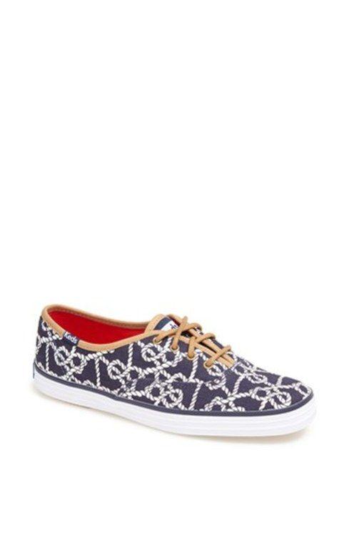 Keds 'Champion - Knot' Sneaker (Women) gifters.com keds womens shoes