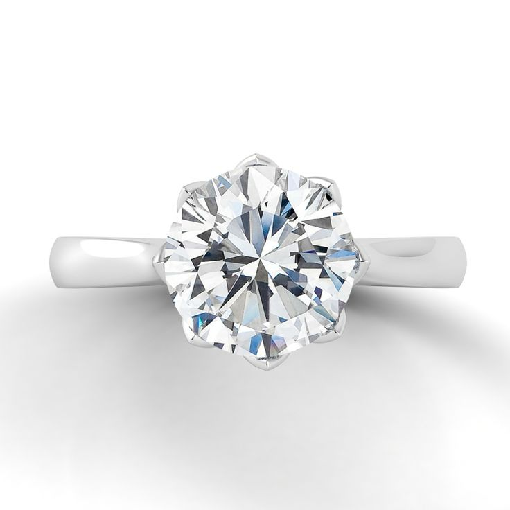 Springer's Jewelers | Maine & New Hampshire Jewelry Stores | Classico Single Shank Engagement Ring - Engagement Rings - Bride & Groom
