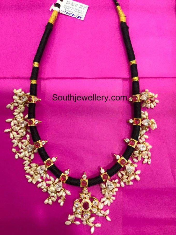 black_dori_guttapusalu_necklace