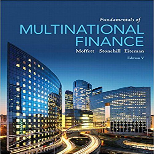 68 best solution manual images on pinterest solution manual for fundamentals of multinational finance 5th edition by moffett stonehill and eiteman fandeluxe Image collections
