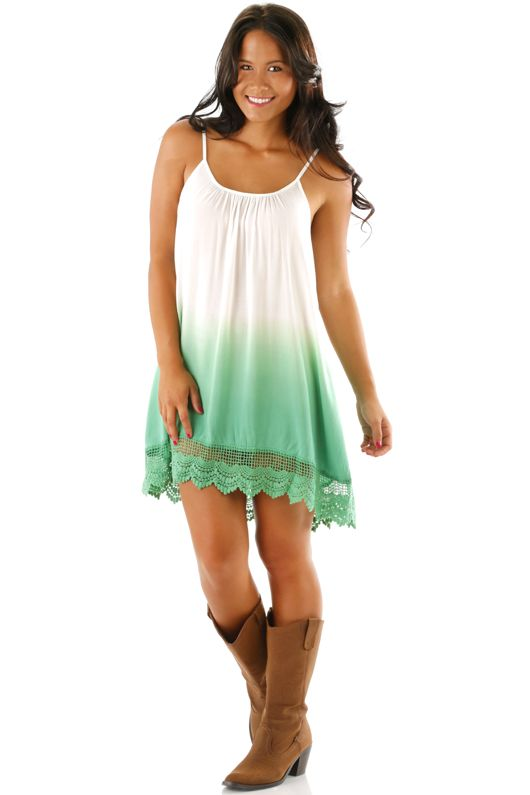 Feel The Love Dress: Green Ombre- Use code THOLLISREP at checkout to save 10% EVERY time you shop at www.shophopes.com! Free shipping in US and Canada. International shipping is available. SHARE THIS CODE WITH YOUR FRIENDS, AND HAPPY SHOPPING:)