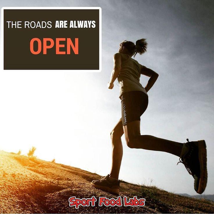 The Roads Are Always Open!    Le Strade Sono Sempre Aperte!    Tap if you agree and tag a friend who needs like to see this!    Tagga un amico/a a cui può essere utile vedere questa immagine!
