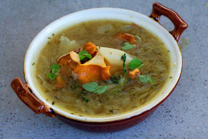Suppe i sentrum - Vektklubb
