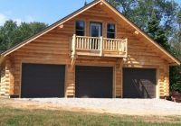 Log Garage With Apartment Plans Log Cabin Garage Kits Cabin within log cabin garage apartment with regard to The house