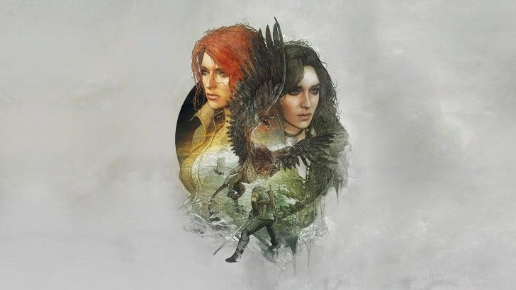 Download Yennefer Triss Merigold the Witcher 3 Wild Hunt Game 2560x1440