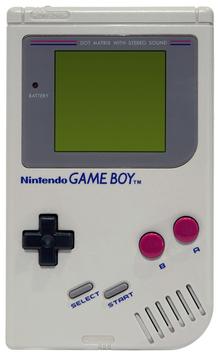 The Game Boy! le graal.