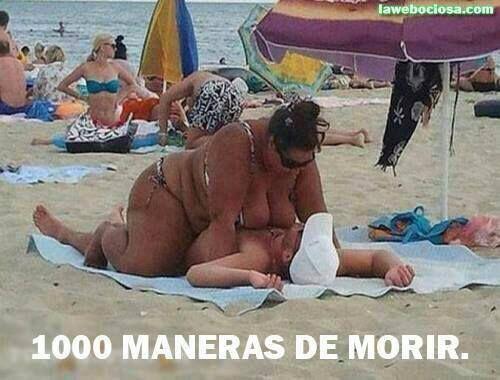 1000 Maneras de Morir