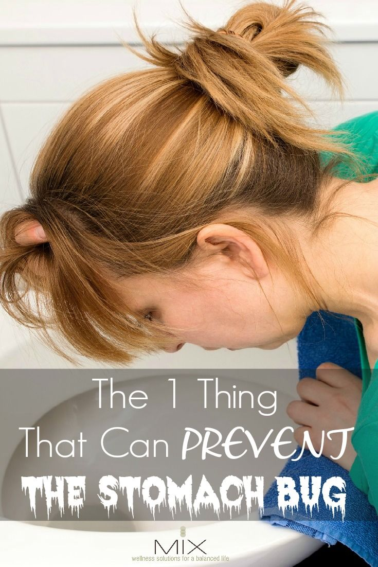 The 1 Thing That Will PREVENT The Stomach Bug #sick #naturalremedies #health