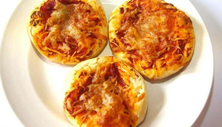 Pizza-für-Babys- Für babys kochen leicht gemacht