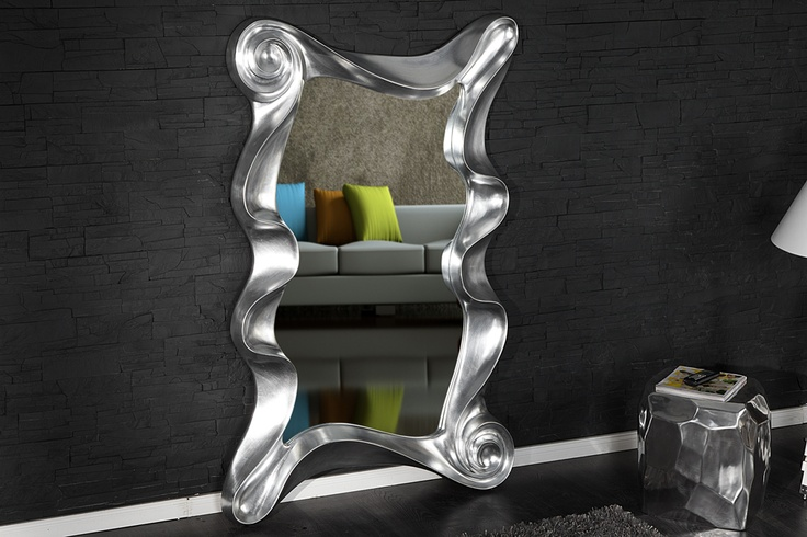 Wandspiegel Der Spiegel ~ Der riesige Wandspiegel ALICE trägt diesen Namen nicht ohne Grund