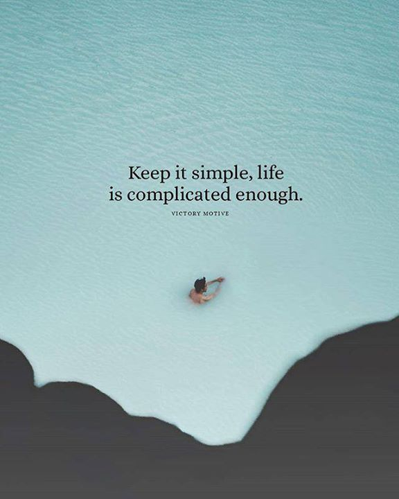Inspirational Positive Quotes Keep It Simple Positive Quotes Bad Dreams Quotes Life Quotes